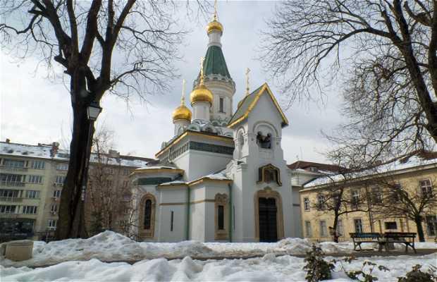 Iglesia Rusa San Nikolay