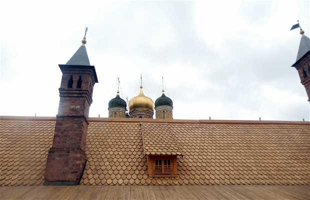 Palacio Romanov