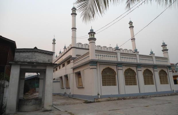 La mosquée de Hsi Paw