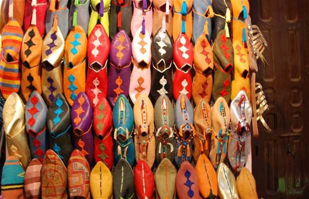 Souk Smata (Marché des Babouches)