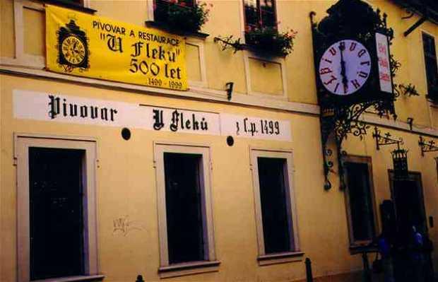 U Fleku Brewery and Restaurant