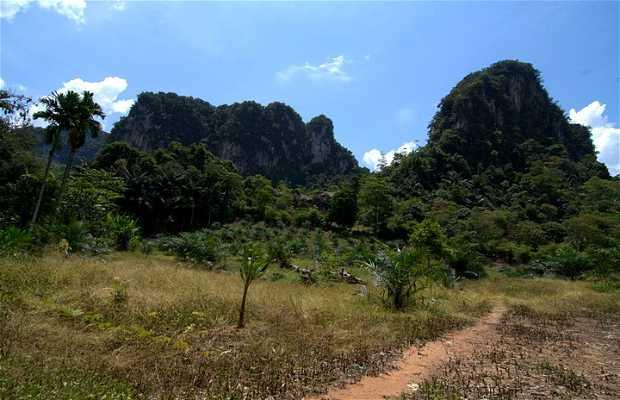 Parque Nacional Khaeng Krung