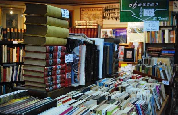 Librería el Túnel (barrio de Monserrat)