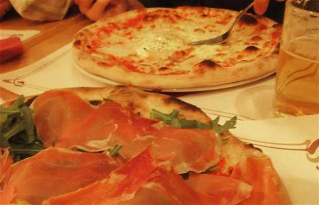 Restaurant el Pizzaiolo
