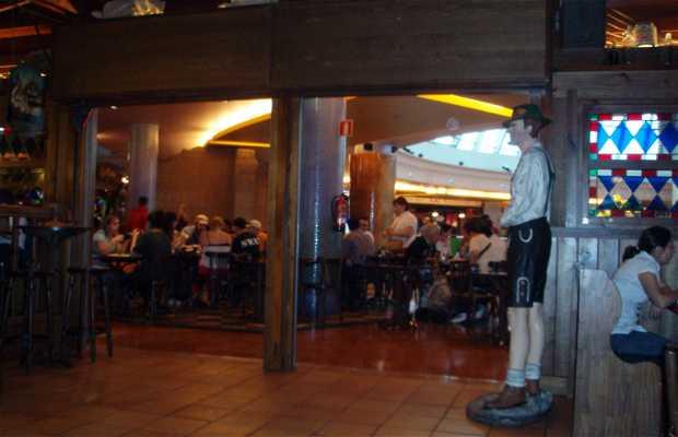 Restaurante Krunch- Parque Principado