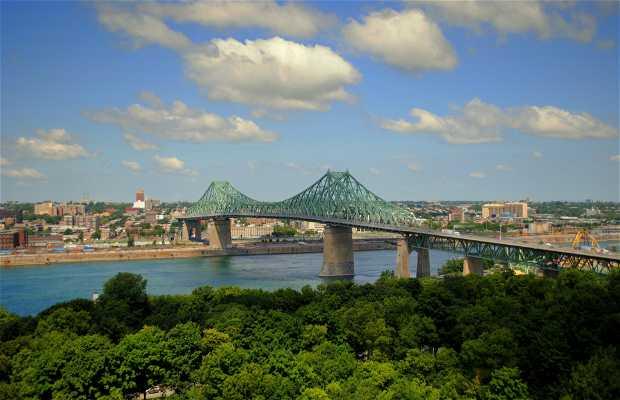 Puente Jacques-Cartier