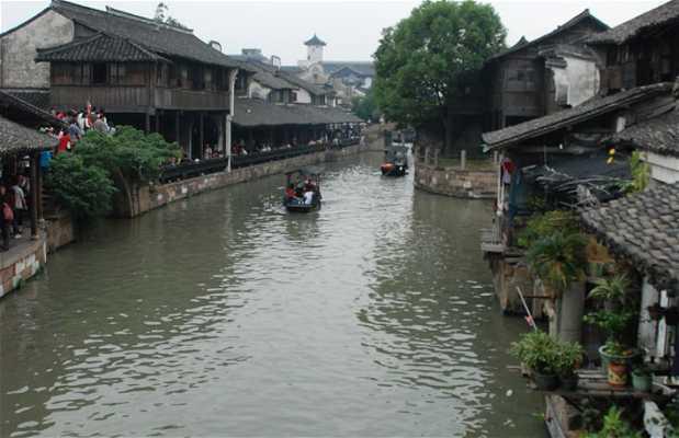 Canaux de Wuzhen