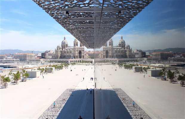 MUCEM - Museu das Civilizações de Europa e do Mediterrâneo