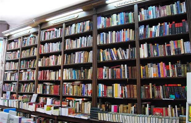 Librería de Ávila (Barrio de Monserrat)