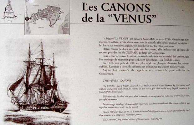 "The Canyons of ""La Venus"""