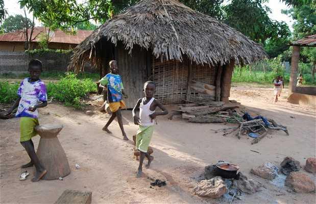 Aldeas de Gambia