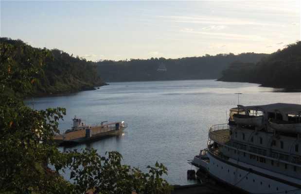 Il fiume Iguazù