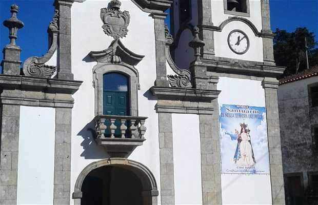 Santuário de Nossa Senhora das Preces
