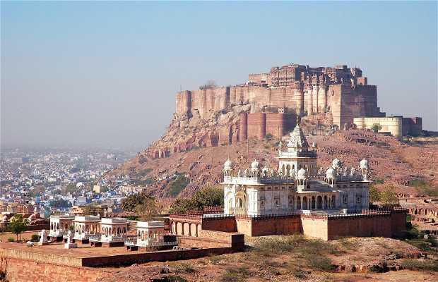 Forte de Mehrangarh