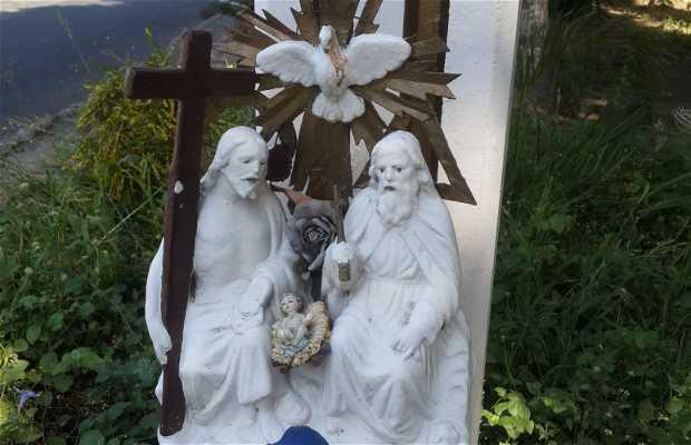 Monumento a la Virgen