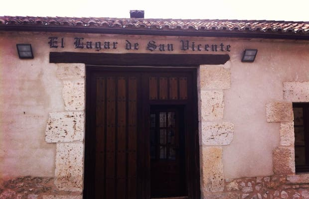 El Lagar de San Vicente