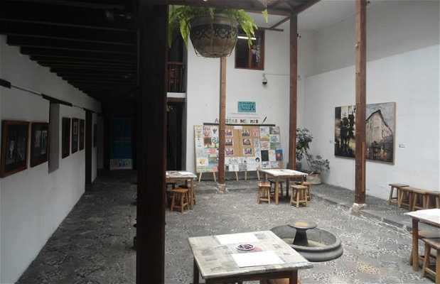 Taller del museo Camilo Egas