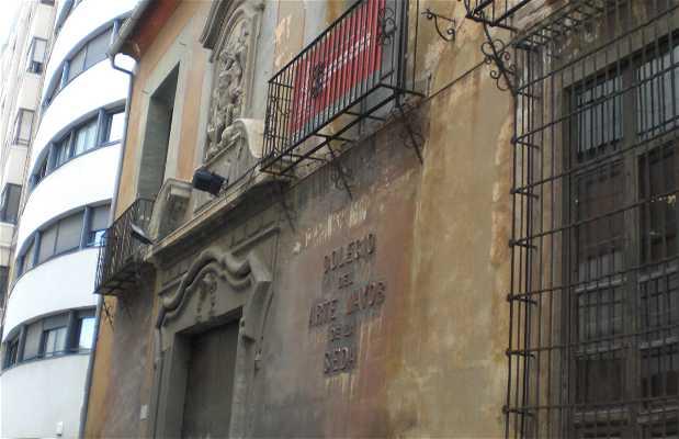 Colegio del Arte Mayor de la Seda