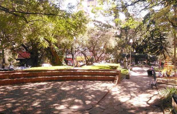 Praça Marília de Dirceu