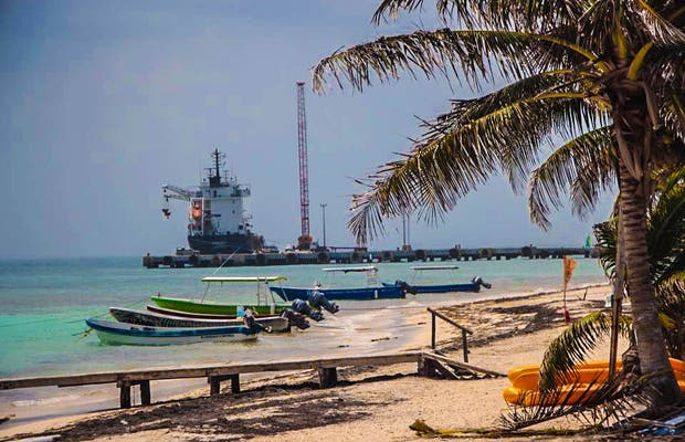 Parque Nacional Arrecife Puerto Morelos