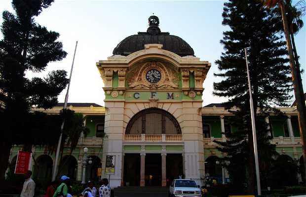 Maputo railway station
