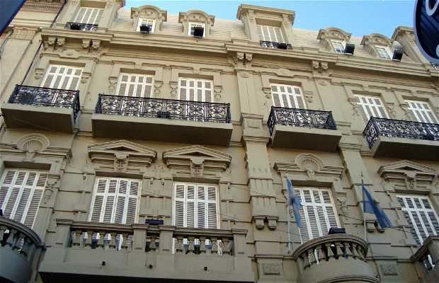 Chico Municipal Palace