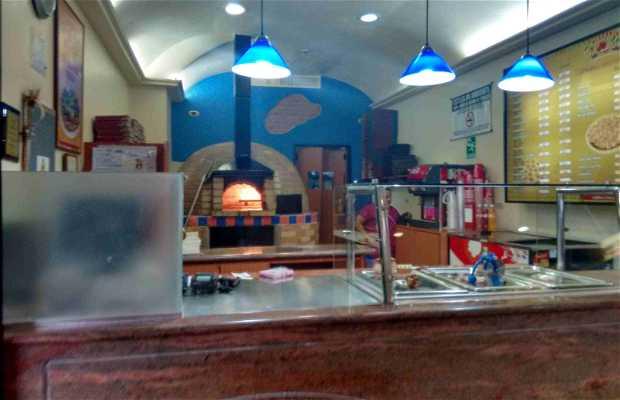 Pizzería Da Toto