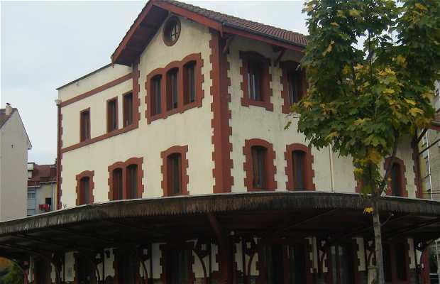Antigua Estacion del Vasco