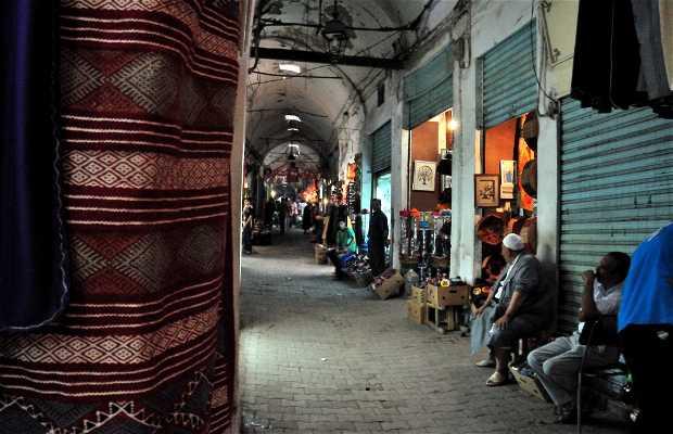 Zoco de Túnez