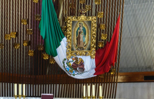 Basilica de la Virgen de Guadalupe