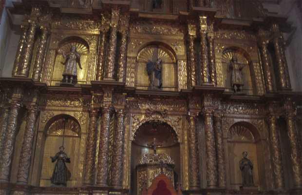 Templo de Santa Clara La Real