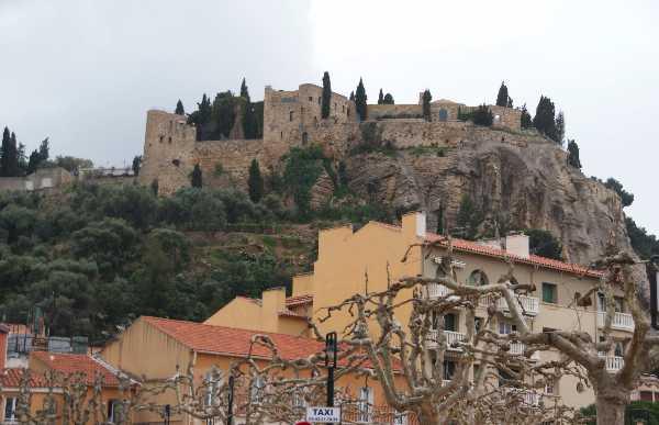 Castillo de Cassis
