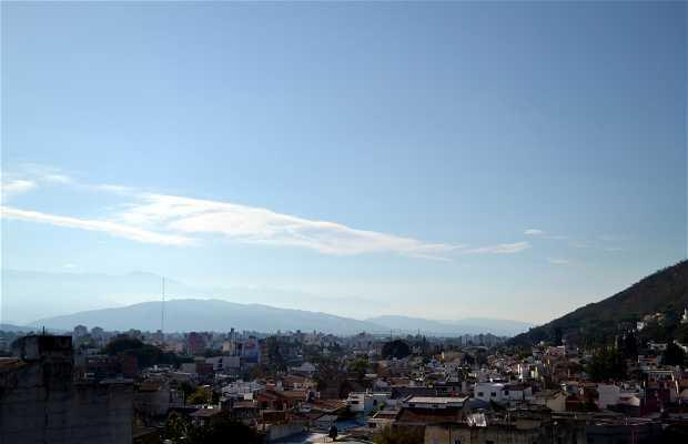 Mirador del Cerro San Bernardo
