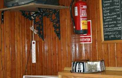 Bar Refugio Los Amigos