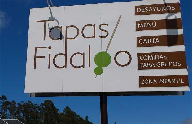 Restaurant Tapas Fidalgo