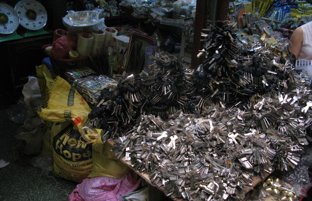 Mercado Dong Xuan Market