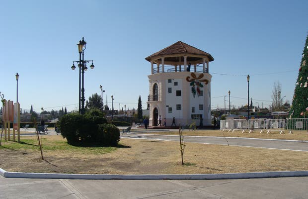 Kiosco del Parque El Palomar