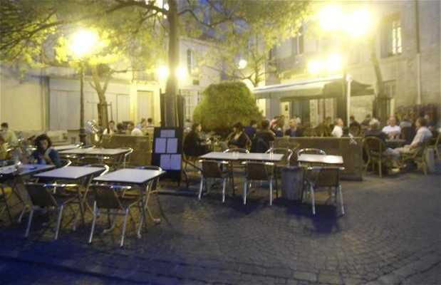 Le restaurant Chez Canaille