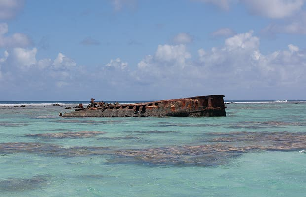 Snorkel en Aitutaki