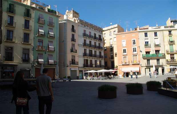 Plaza Mayor de Manresa