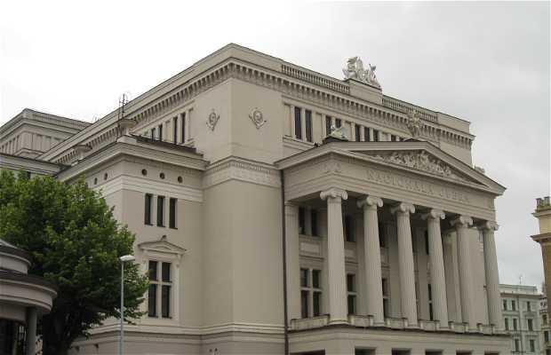 Ópera Nacional de Letonia