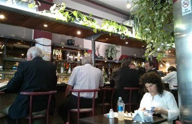 Tobas Café