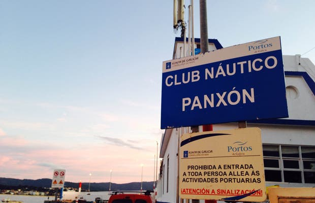 Club Náutico de Panxón