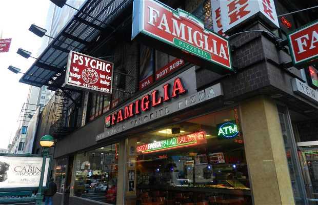 Restaurante la Famiglia