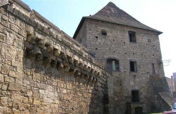 Bastionul Croitorilor - Bastión de los Sastres