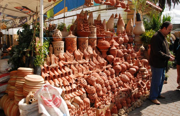 Cerâmica do Marrocos