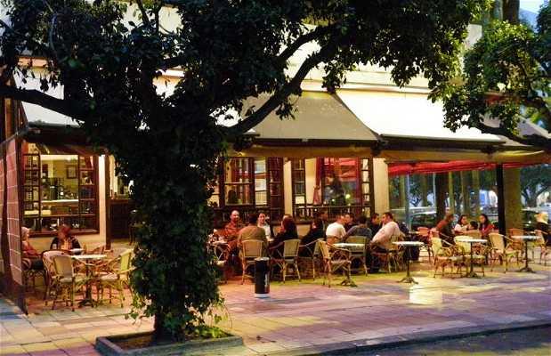 Casablanca Café Restaurant Marocain