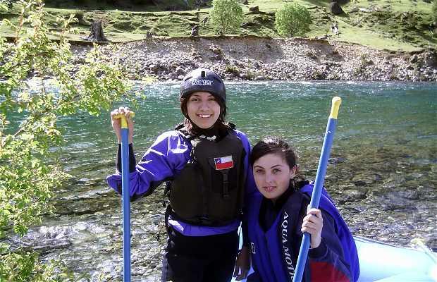 Rafting Río Espolón