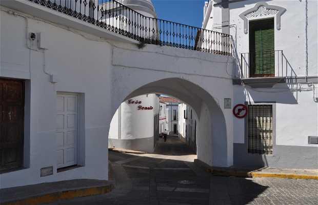Arco de la Plaza Real