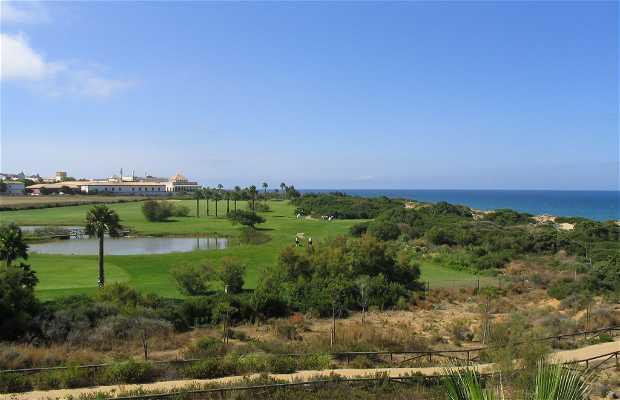 Golf Novo Sancti Petri - Campo de Golf Campano